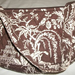 Small Vera Bradley Retired Shoulder Hand Bag Purse